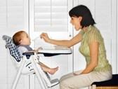 Khẩu phần ăn của trẻ 6 tháng tuổi