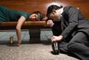 Những tư thế ngủ dễ gây đột tử khi quá chén