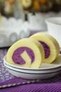 Hướng dẫn làm bánh bông lan nướng cuộn nhân khoai