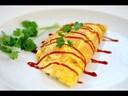 Video Clip: Món trứng chiên cuộn thơm ngon