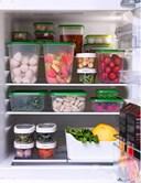 Bí quyết đơn giản làm sạch và khử mùi hộp nhựa đựng thức ăn