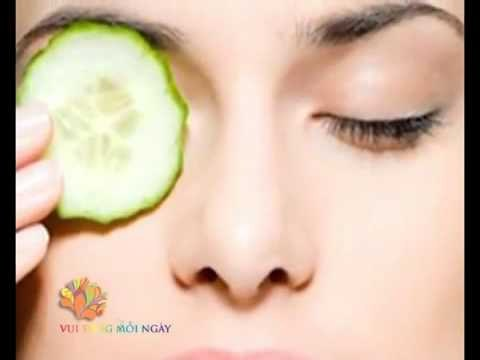 Video clip: Cách làm hết thâm quầng mắt nhanh chóng hiệu quả