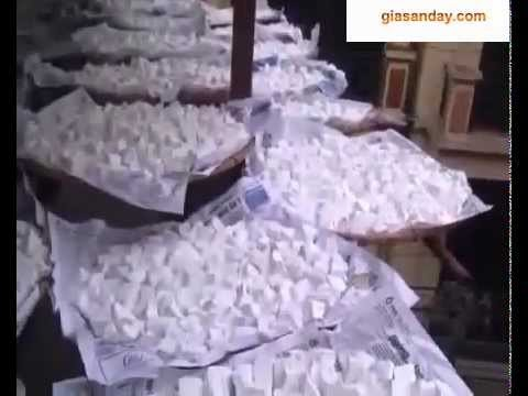 Video Clip:Cách pha chế bột sắn dây sống uống ngon nhất