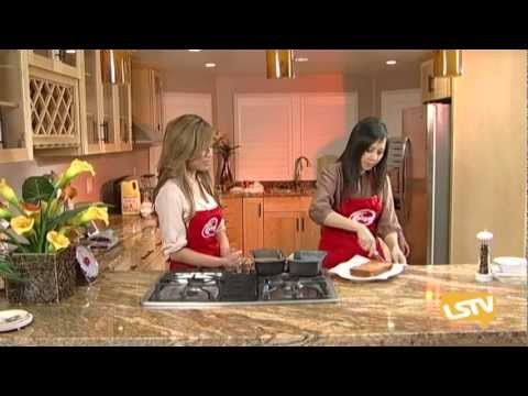 Video Clip: Cách làm bánh sắn nướng rất ngon