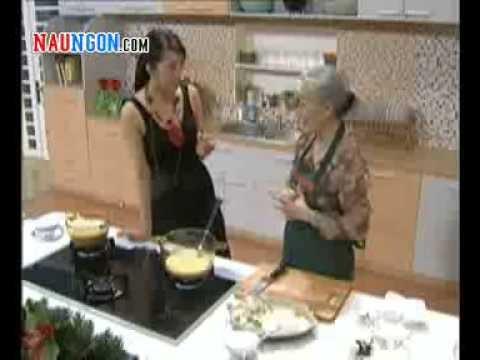 Video Clip: Cách nấu chè củ năng bạch quả