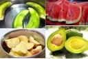 Bí quyết giữ hoa quả tươi lâu sau khi gọt vỏ