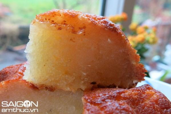Hướng dẫn làm bánh khoai mì nướng thơm ngậy ai cũng mê