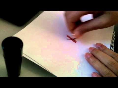 Video clip: Cách thử mỹ phẩm có chì cực chuẩn