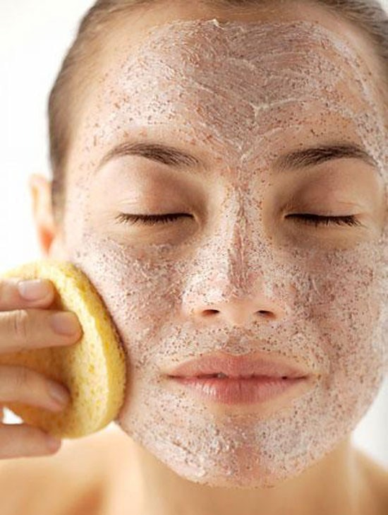 Trẻ hóa làn da: Tẩy da chết hàng tuần