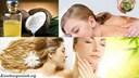 Cách làm đẹp da từ dầu dừa