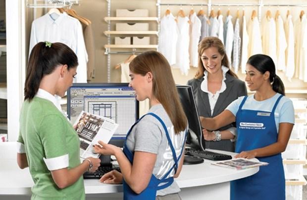 nhân viên bán hàng không phải là một nghề đơn giản