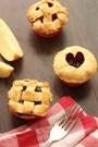 Cách làm bánh apple pie mini cực ngon