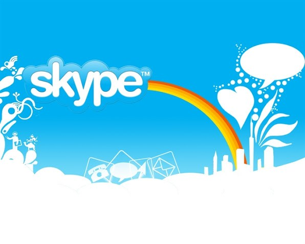 Sử dụng Skype  Phần mềm hỗ trợ liên lạc qua mạngInternet.  Phần mềm trò chuyện tốt nhất và phổ biến nhất trên thế giới hiện nay là Skype. Bạn không chỉ có