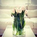 Mẫu cắm lẵng hoa đẹp trang trí nhà