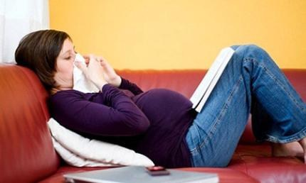 Những lưu ý khi mang thai bị cảm cúm này!