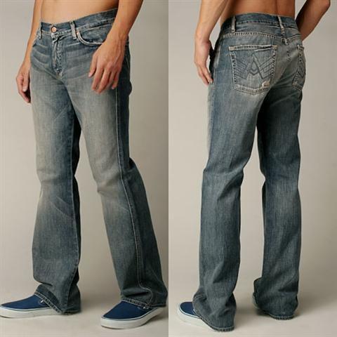 Cách chọn quần jeans nam