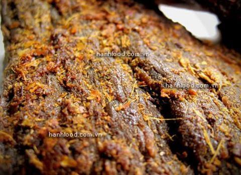 Cách làm thịt bò khô cho thực đơn mỗi ngày thêm phong phú