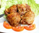 Cách làm gà roti ngon ngất ngây chiêu đãi cả nhà