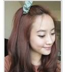 Những kiểu tóc búi Hàn Quốc dễ thương giúp bạn đẹp hơn bao giờ hết