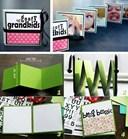 Cách làm khung ảnh bằng giấy