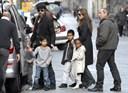Gia đình Angelina Jolie và Brad Pitt