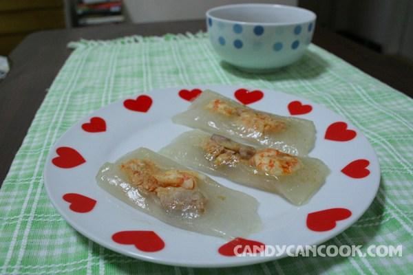 Cách làm bánh bột lọc Huế hương vị khó quên