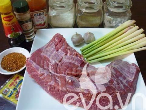 Cách làm thịt bò khô miếng ngon tha hồ nhâm nhi
