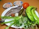 Canh cá nấu chuối xanh
