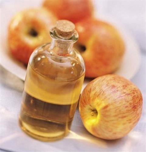 Cách làm toner dấm táo