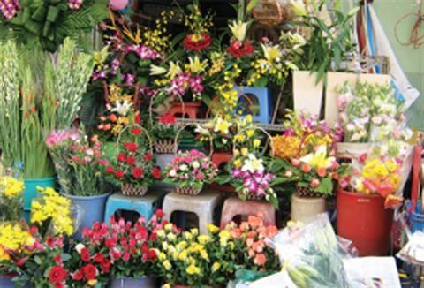 Kinh nghiệm mở cửa hàng hoa