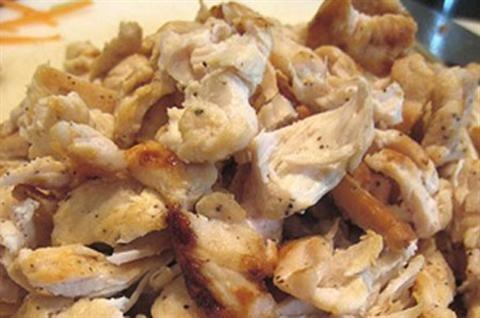 Cách làm gỏi gà bắp cải cực ngon