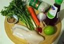 Miến trộn hải sản bổ dưỡng