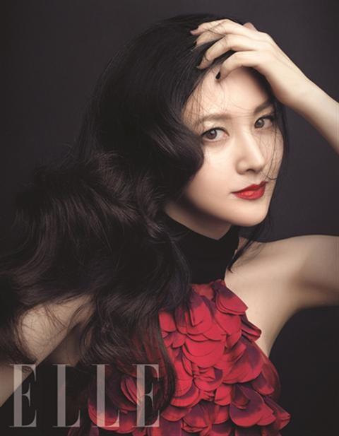 Thời trang Hàn Quốc tuổi 40