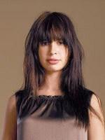 Chọn kiểu tóc phù hợp với khuôn mặt dài