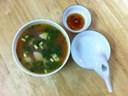 Canh đậu phụ nấu cà chua ngon cơm,dễ làm