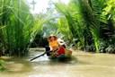 Những cảnh đẹp ở Miền Tây bồng bềnh với sông nước
