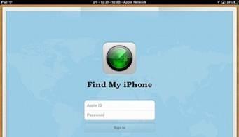 Hướng dẫn tìm lại iPhone khi bị mất