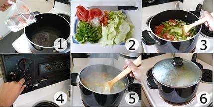 Cách nấu canh bắp cải giảm cân