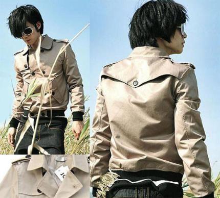 Các mẫu áo jacket nam sang trọng