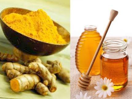 Chữa đau dạ dày bằng nghệ và mật ong cực hiệu quả