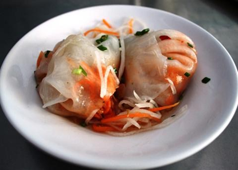 Các loại bánh ngon ở Sài Gòn