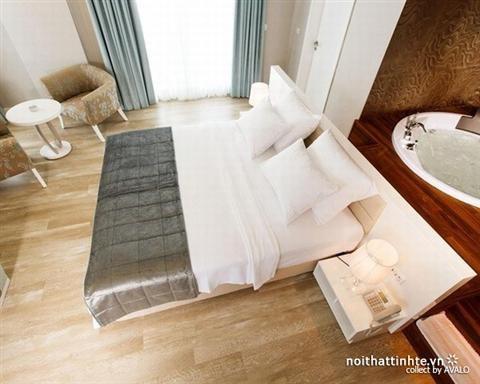 Sắp xếp phòng ngủ đẹp, hợp lý