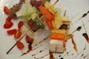 Các món rau củ nướng chống ngán ngon miệng