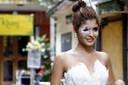 Tóc búi cao cho học sinh như các hot girl Việt