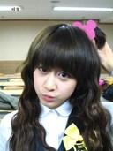 Những kiểu tóc của Park Ji Yeon vô cùng kute