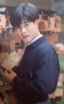 Kiểu tóc của Quách Phú Thành sành điệu theo thời gian