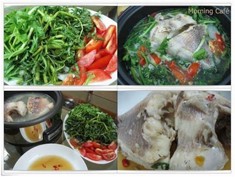 Cách nấu món cá diêu hồng cực ngon!