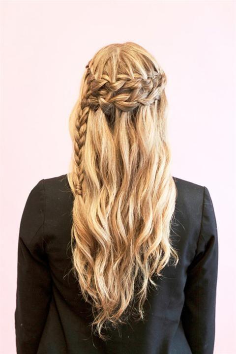 Một số kiểu tóc tết đơn giản cho các bạn nữ dịu dàng