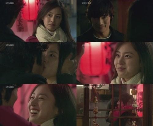 Sao Hàn và những nụ hôn lãng mạn nhất trên phim ảnh