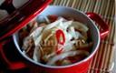 Cách làm dưa bắp cải muối xổi chua dịu ngon miệng